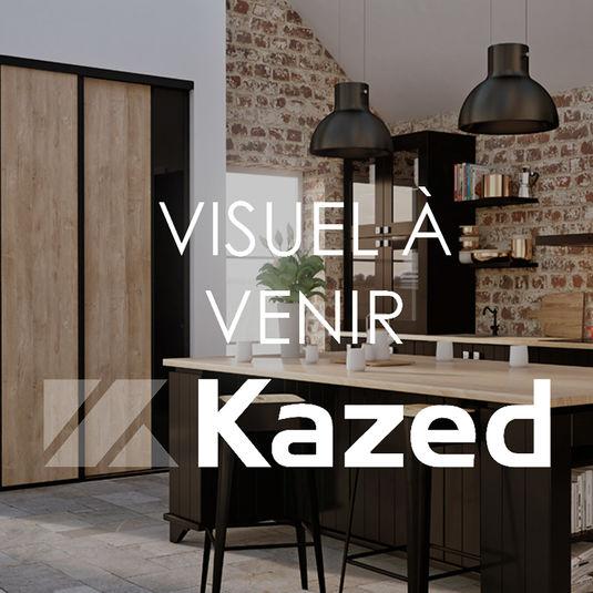 Portes de placard coulissantes, pivotantes ou pliantes | Kazed