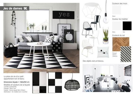 les collections kazed kazed. Black Bedroom Furniture Sets. Home Design Ideas